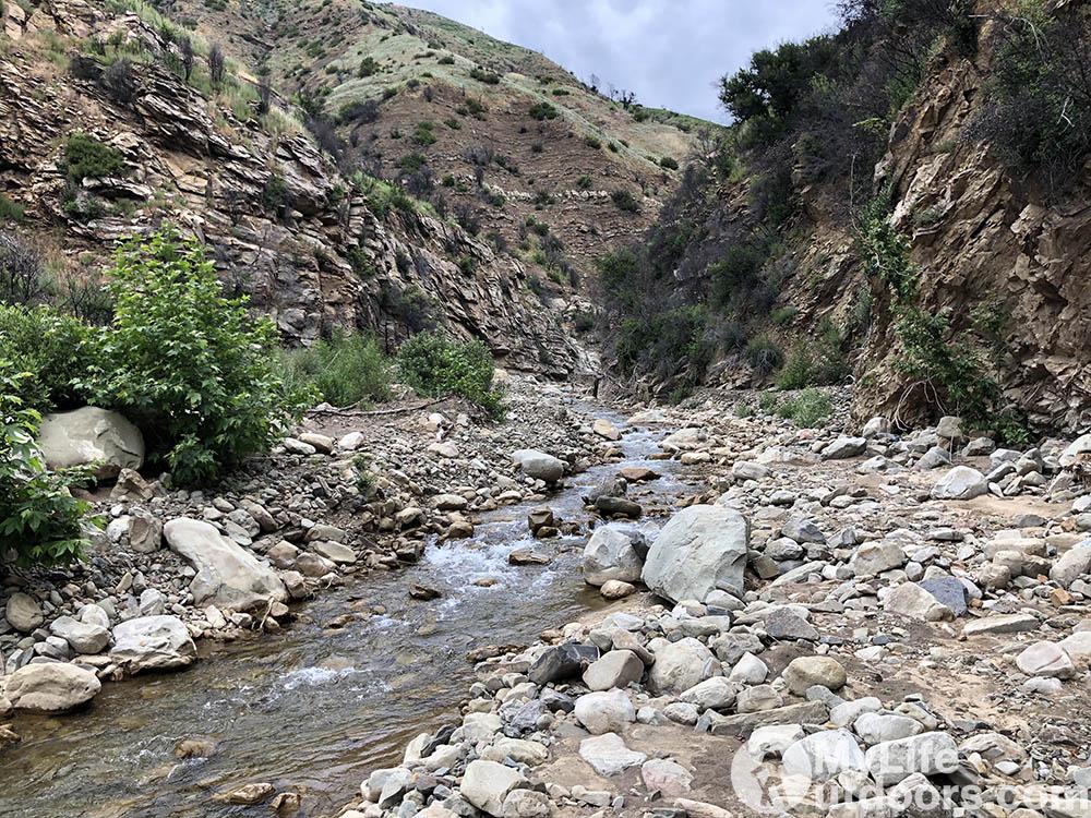 North Fork Matilija Creek