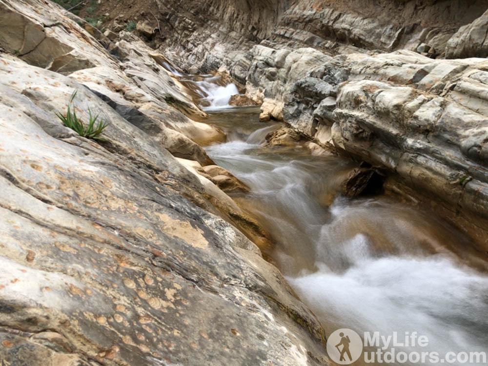 North Fork Matilija Canyon Narrows