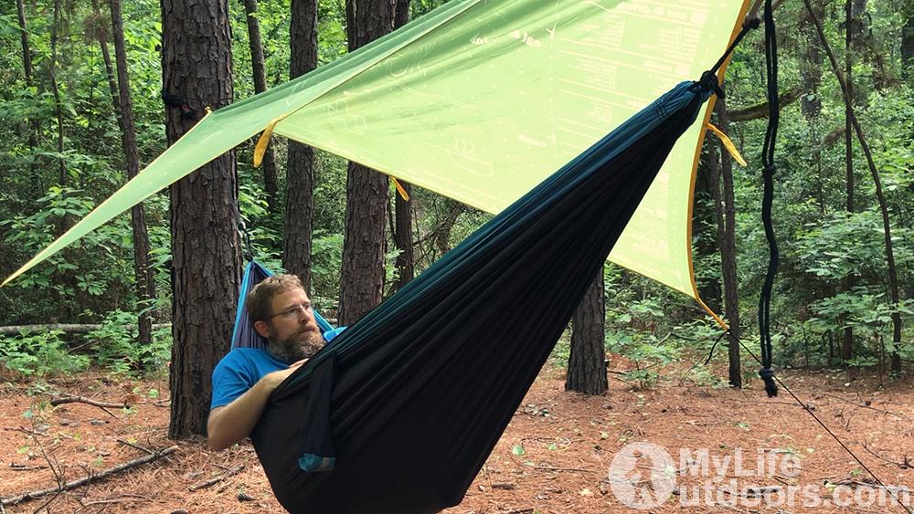 TripTarp Hammock Shelter