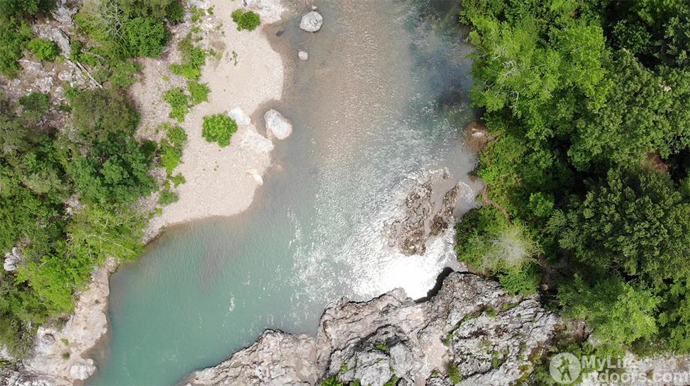 Little Missouri River on the Eagle Rock Loop