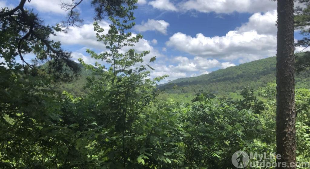 Little Missouri Trail Eagle Rock Loop