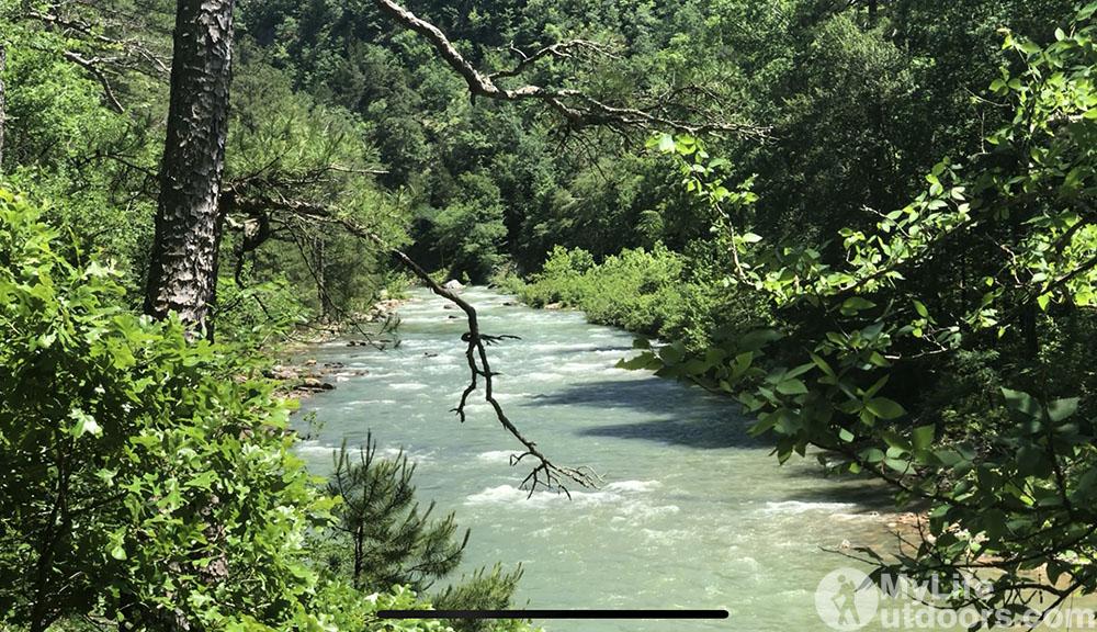 Little Missouri River Eagle Rock Loop