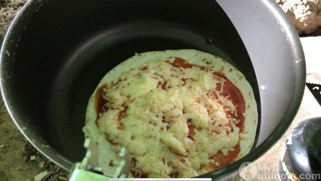 Trail Pizza