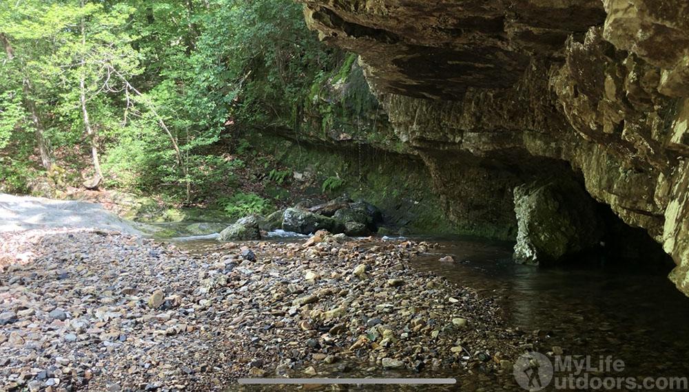 Creek Winding Stair Area Eagle Rock Loop