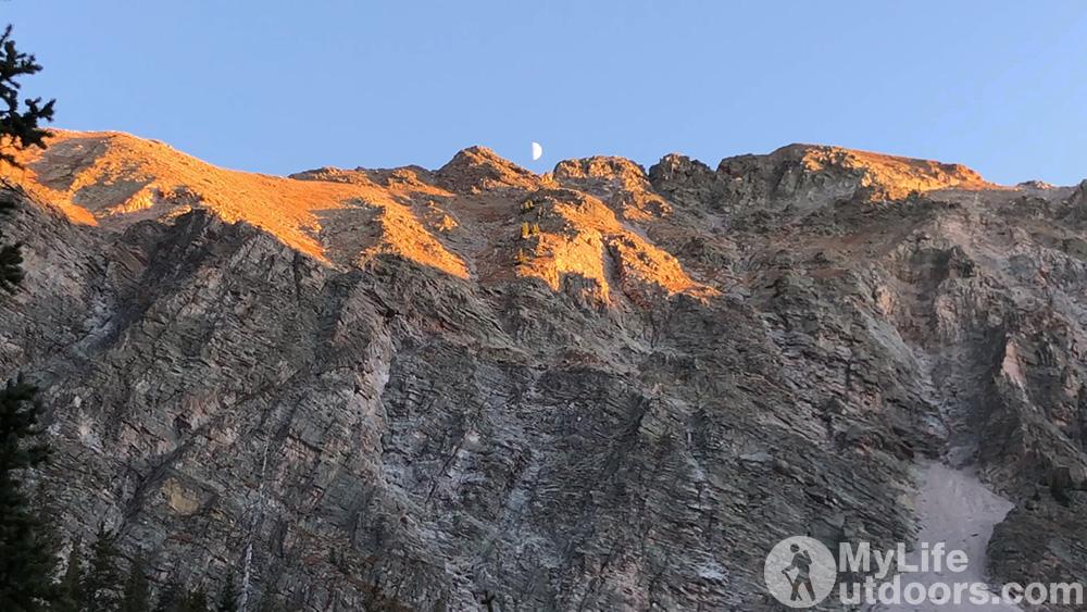 Alpen Glow Truchas Peak