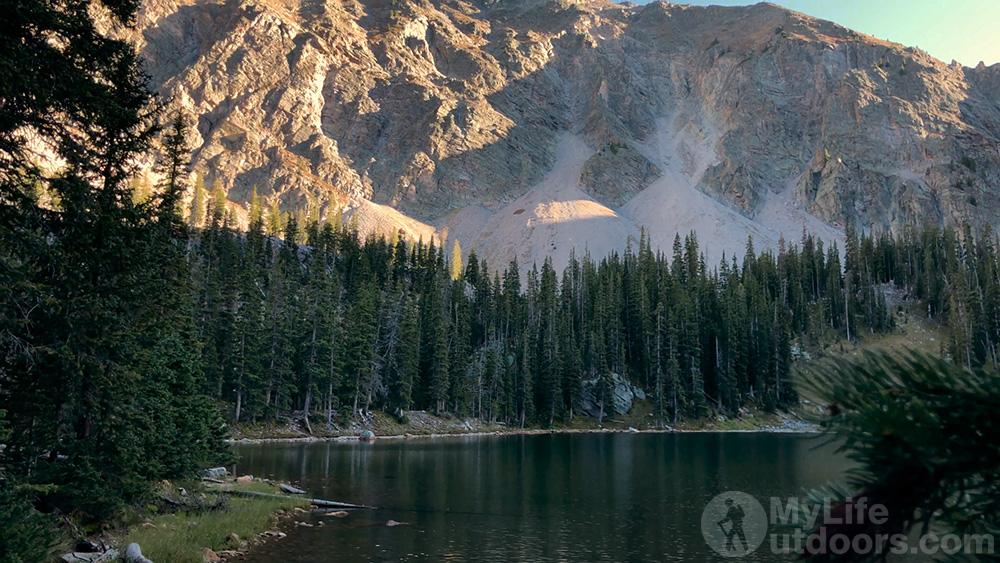 Trampas Lake